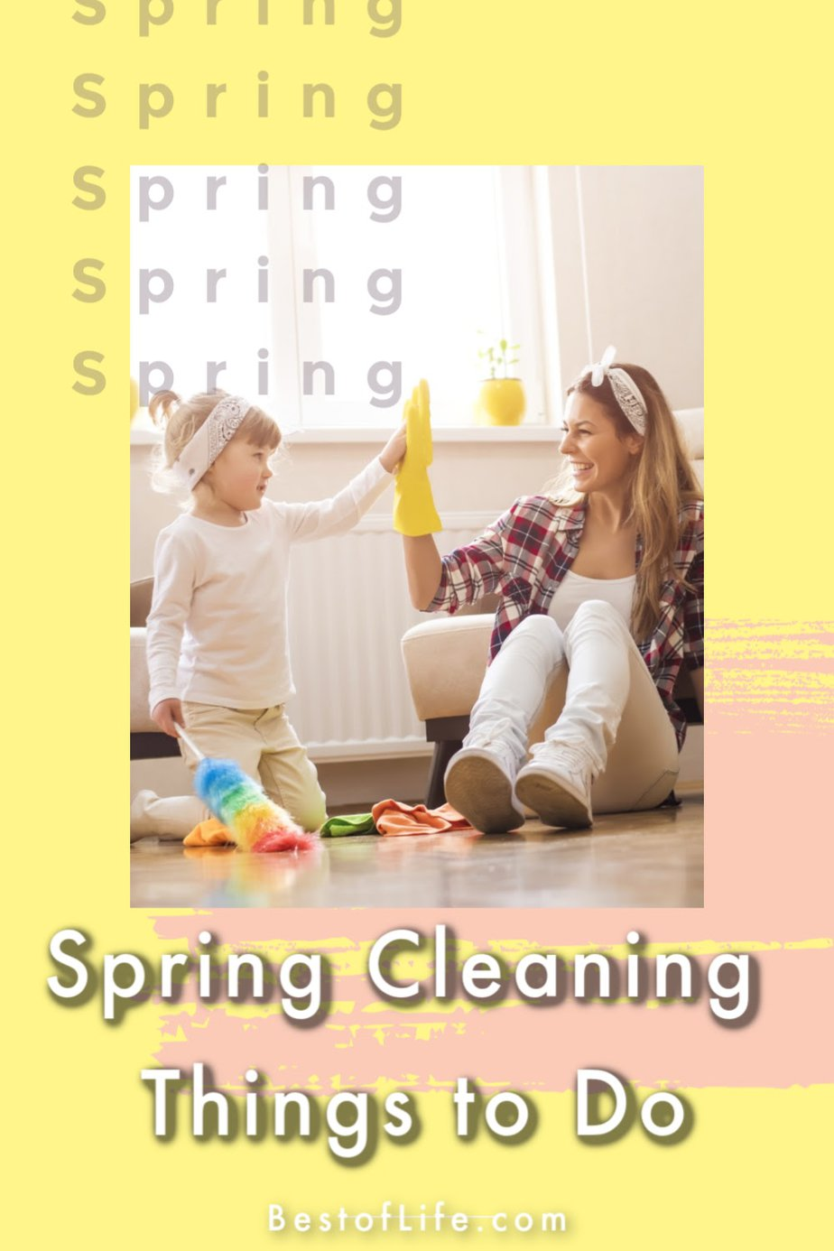 Knowing the key spring cleaning things to do will help you take this cleaning tradition and get the most out of it for your lifestyle. Spring Cleaning Checklist | Spring Cleaning Hacks | Spring Cleaning Schedules | Spring Cleaning Checklist Declutter | Things to do for Spring Cleaning | Organization Tips | Cleaning Checklists #springcleaning #tips via @thebestoflife