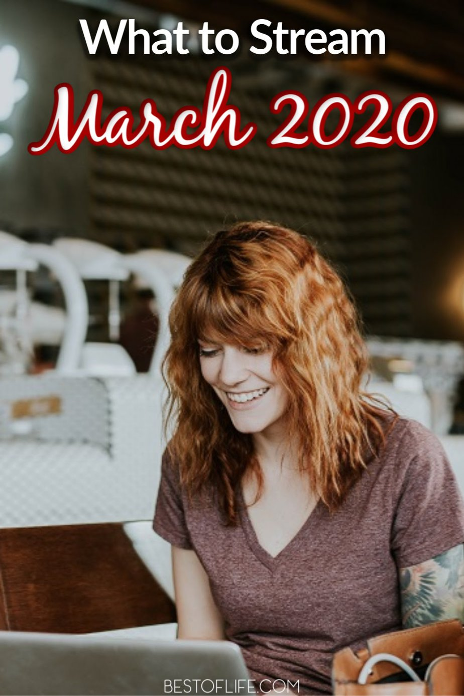 Knowing what to stream each month helps you make the most of your evenings and weekends. Here is what to stream March 2020. New on Netflix | New on Hulu | Things to Watch on Netflix | Things to Watch on Amazon Prime | Streaming Tips | Things to do This Weekend #streaming #thingstodo