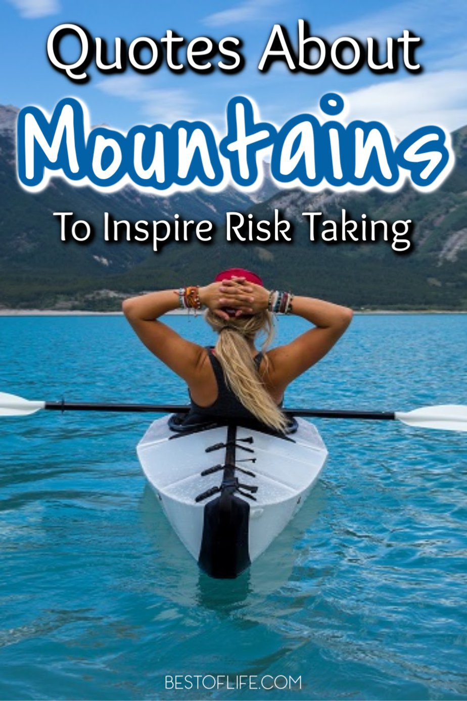 We all have figurative mountains to climb and we could use inspirational quotes about mountains to help us gain the strength to take the risk. Quotes to Inspire | Quotes About Risk and Love | No Regrets Quotes Inspirational | Risk Taking Comfort Zone Quotes | Taking Risks with Love Quotes #quotes #inspirational
