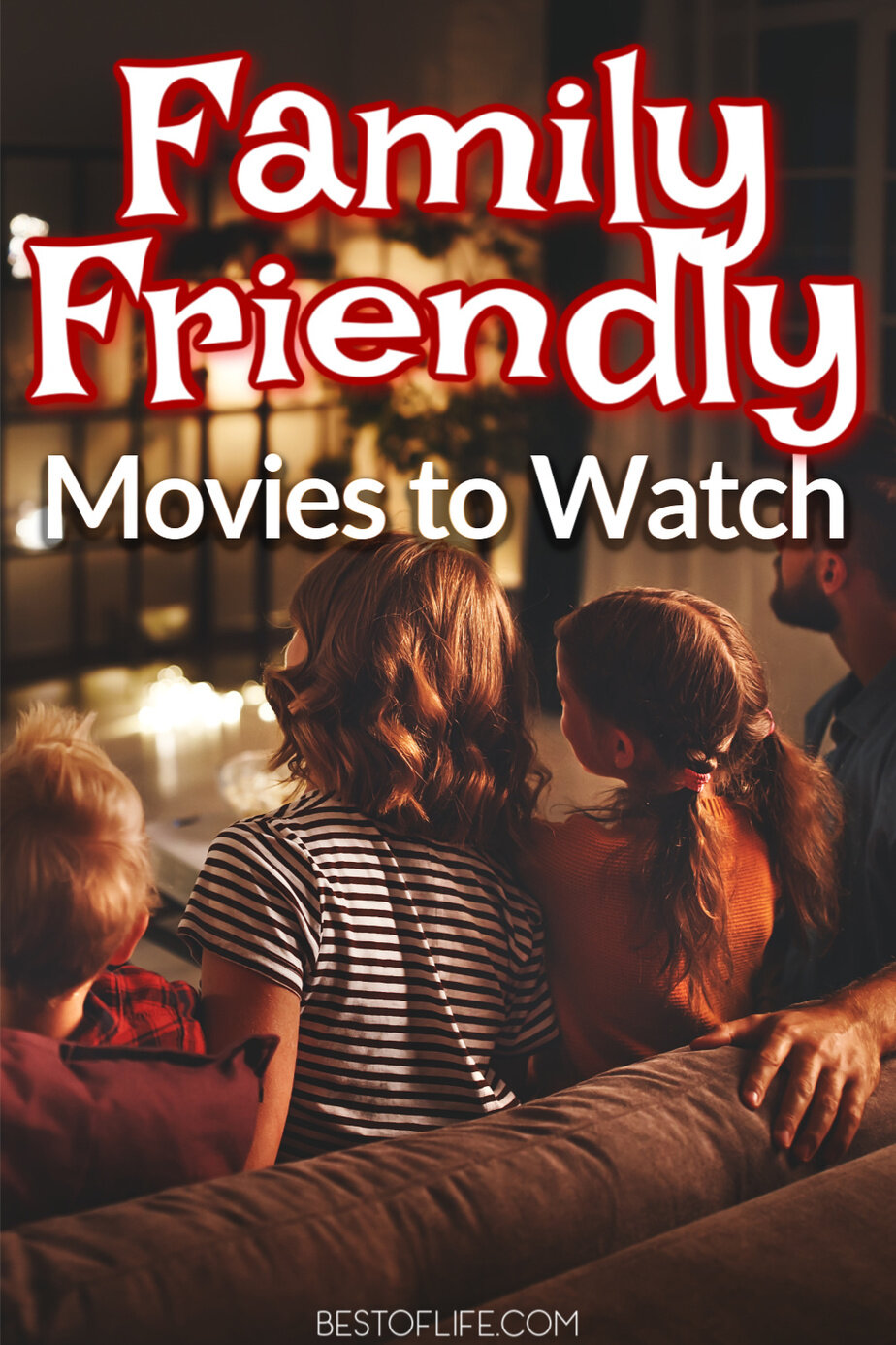 Finding family friendly movies to watch is so much easier now that you have access to libraries of movies for families online. Family Friendly Movies for Kids | Family Friendly Movies for Teens | Family Friendly Halloween Movies | Family Friendly Comedy Movies | Family Friendly Christmas Movies | Movies on Netflix for Families | Movies on Amazon for Families #family #movies