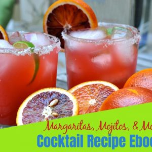 Summer Cocktail Recipes Ebook Low Carb Margaritas