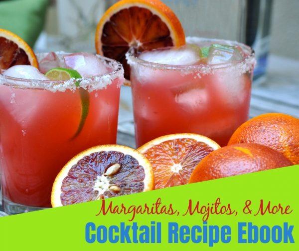 Summer Cocktail Recipes Ebook Low Carb Margaritas