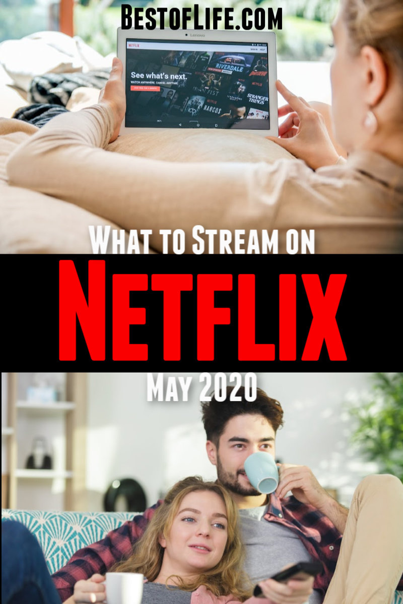 Knowing what to stream on Netflix May 2020 allows you to look forward to new Netflix shows that you will surely enjoy. Things to do at Home | New Shows to Watch 2020 | New Movies to Watch | Netflix Movies to Watch | Netflix Shows to Watch #netflix #streaming via @thebestoflife