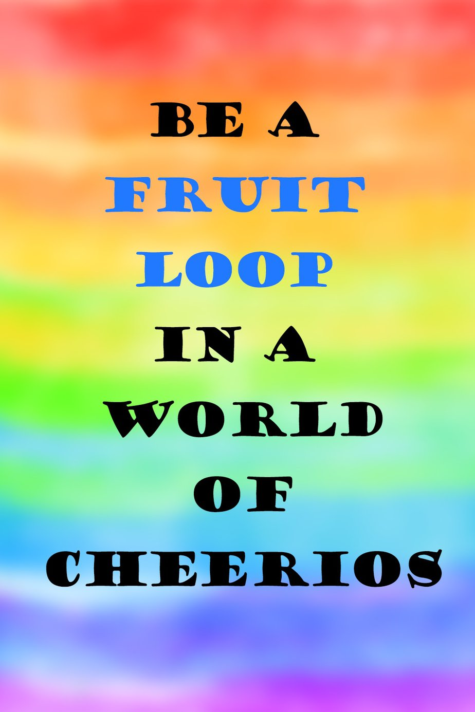 What does it mean to you to be a fruit loop in a world of Cheerios? Find ways to be a leader and stand out from the crowd. Quotes About Fitting in and Standing Out | Stand Out From The Crowd | Be The One to Stand Out in The Crowd | Be Different Quotes | Quotes About Being Different | Quotes About Standing Alone | Why Fit in