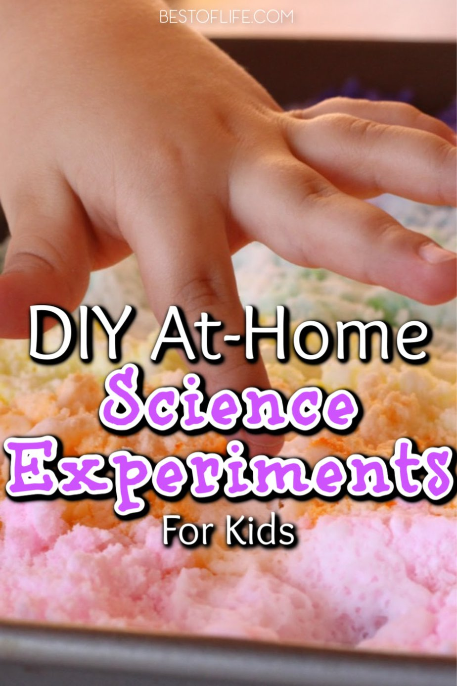 DIY science experiments for kids at home are great ways for parents to keep children engaged and learning and are fun things to do with kids. Activities for Kids at Home | DIY Activities | At Home Science Activities | DIY Homeschooling Ideas | Parenting Ideas | Safe Science Projects for Kids #science #parenting