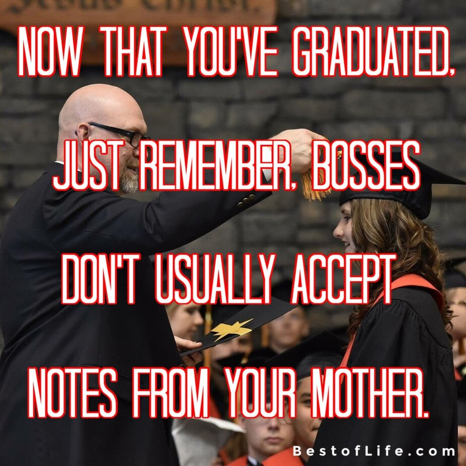 The best graduation quotes from parents can help you express your pride, joy, and love for graduates of any year. Graduation Quotes from Parents to Son | Famous Graduation Quotes | Graduation Quotes for Daughter | Funny Graduation Quotes | Senior Yearbook Sayings from Parents | Inspirational Message Graduation | Proud Parent Sayings