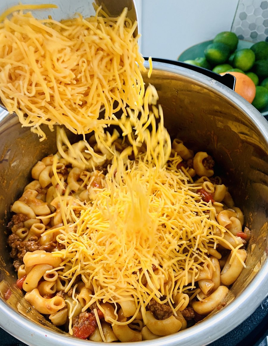 Making a pressure cooker beef goulash recipe is an easy way to enjoy a family dinner that is full of flavor and requires minimal meal prep time. Cheesy Goulash   Classic Goulash   Goulash Recipe Easy Hamburger Recipe   Ground Beef Goulash Recipe   Goulash Casserole   Hungarian Goulash Recipe