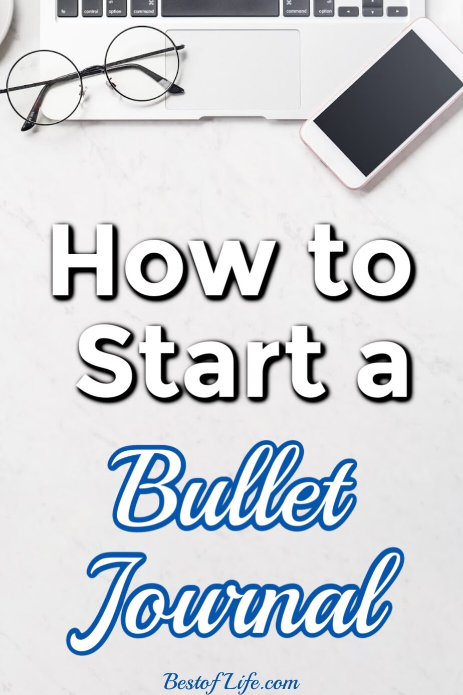 Once you learn how to start a bullet journal, you can organize your life, take on new goals, and celebrate your accomplishments along the way. Bullet Journal Tips | Tips for Finances | Tips for Busy People | How to Organize Your Life | Bullet Journal Layout | BuJo Ideas #bulletjournal #tips