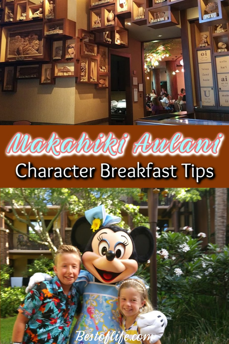 Traveling to the Disney Aulani Resort is a treasured family experience. Make the most of your trip with these Makahiki Aulani breakfast tips. Makahiki Aulani Tips | Aulani Dining Reservations | Aulani Luau | Ama 'Ama Aulani | Where to Eat at Aulani | Aulani Character Breakfast | Tips for Aulani Vacation | Aulani Resort Tips | Hawaii Travel Tips #aulani #dining via @thebestoflife
