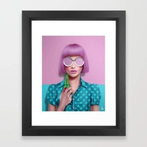 Soda pop art belongs on the walls of a trendy home that has a lot to say about current style trends and is in need of some pops of color. Pop Wall Art Designs | Pop Art | Pop Art Wall Art | Art Prints with Color | Pink Wall Art Prints | Fun Wall Art | Home Decor Ideas | Party Decor Ideas | Gifts for Graduates #homedecor #homedesign