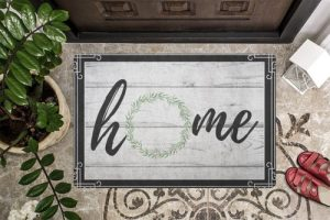 Having a simple and classy home is the best way to go about it and there is nothing wrong with having pride in it with your home decor ideas. Home Decor Ideas | Decor Tips for Outdoors | Outdoor Design Ideas | Luxury Home Decor | Classy Decor Ideas | How to Be Classy | Classy Doormats | Door Mats That Are Classy #classy #decor