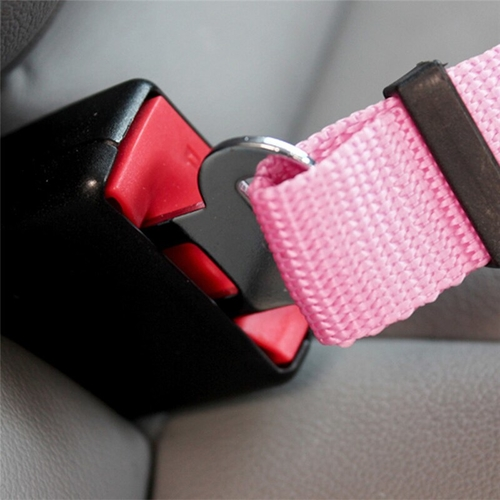 Keeping your dog or puppy safe and secure is important whenever you are on the road. Keep them safe with the best adjustable dog seat belt. Safest Dog Seat Belt | Large Dog Seat Belt | Dog Accessories | Car Gear for Pet Owners | Gifts for Dog Lovers #travel #petowners