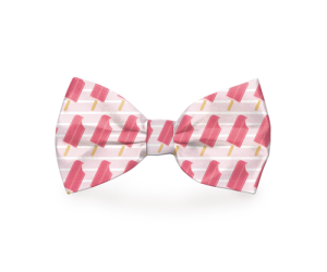 Add a touch of class to your pet's style with a puppy bow tie that signifies your pet's love of everything chill and summer. Large Dog Bow Tie | Dog Bow Tie Summer | Dog Summer Clothes | Dog Bow Tie Attach to Collar | Dog Wearing Bow Tie | Dog Clothes #petclothes #dogs #cats