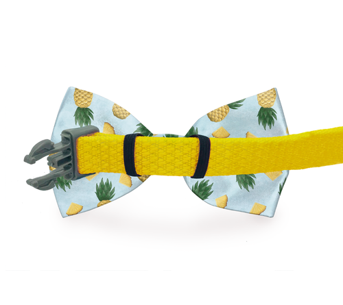 Your dog will love showing its style off with a pineapple dog bow tie that is perfect for summer events and summer parties at home. Large Dog Clothes | Girl Dog Clothes | Dog Clothes Patterns | Dog Clothes Online | Cute Dog Clothes | Dog Accessories #petgear #accessories