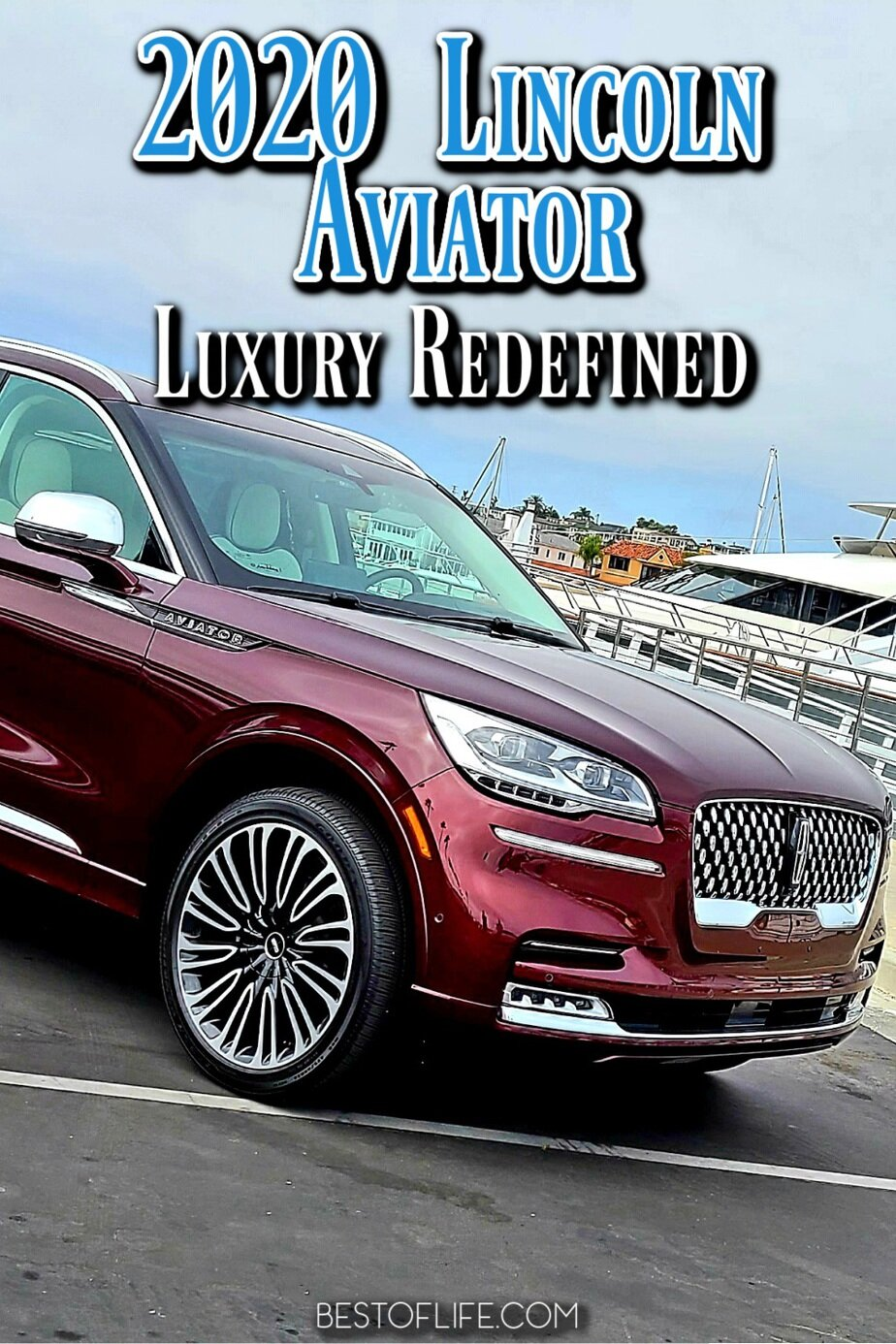 The 2020 Lincoln Aviator redefines luxury with an oasis of upgrades that create a driver sanctuary. Cars for Parents | Luxury Living | Luxury Lifestyle | Car Reviews | Best of Life | Revel Audio via @thebestoflife