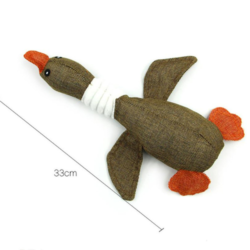 A cloth duck chew toy is a classic dog chew toy that any dog would love to rip apart saving your carpet from its teeth and jaws. Plush Duck Dog Toy | Duck Dog Toy Squeaker | Mallard Duck Dog Toy | Yellow Duck Dog Toy | Toys for Dog Owners | Gifts for Dog Lovers #pets #ducktoy