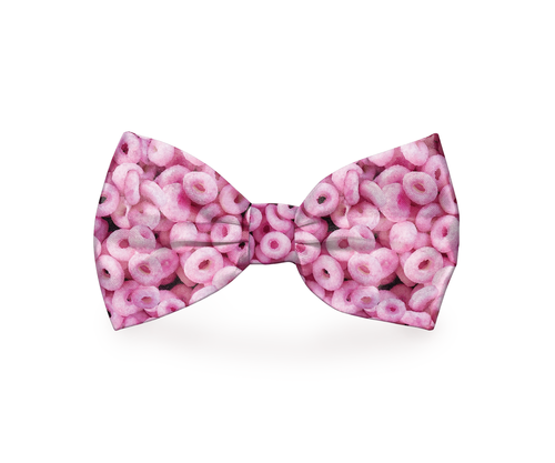 A durable and affordable pink cheerios dog bow tie adds color to your pet's overall look in the best and most stylish way possible. Pink Dog Bow Collar | Pink Dog Hair Bows | Dog Ties | Pink Dog Bow Ties | Pink Dog Clothes | Dog Bow Ties #petclothes #dogowners