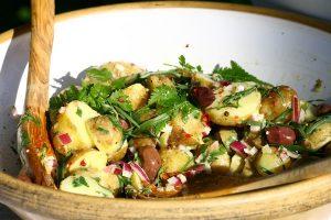 Instant Pot German Potato Salad Recipes Potato Salad in a Bowl