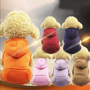 Dogs get cold too and a fleece hoodie dog coat is a fashionable and adorable dog jacket that will keep your pet warm and stylish. Hoodie for Dogs | Funny Dog Hoodies | Cute Dog Sweaters | Cute Dog Clothes | Dog Clothes for Small Dogs | Clothes for Large Dogs #petclothes #cute