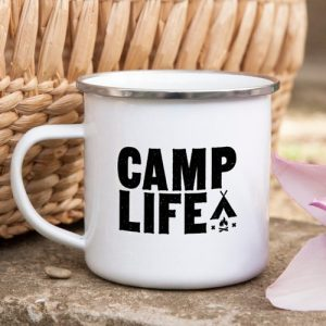 What is your camp life like? Everyone has their own ways of camping but yours is the best way to camp and enjoy your time outdoors. Camping Reservations | Camping California | Camping Definition | Camping Gear | Coffee Mug for Camping | Yosemite Camping | Camping Quotes for Mugs #camping #mugs