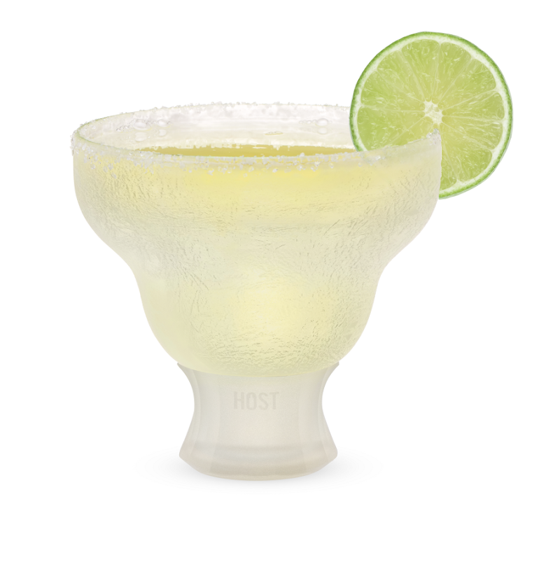 Keep your margarita cold for hours with the glass FREEZE margarita glass. It is perfect for parties, too, so you can enjoy your favorite margarita recipes continuously chilled. Margarita Recipes on the Rocks | Margarita Ideas | Margarita Cocktails | Margarita Jello Shots | Cocktail Glasses | Cocktail Glassware | Party Planning | Winter Cocktails | Frozen Margarita Recipes #margaritas #cocktails
