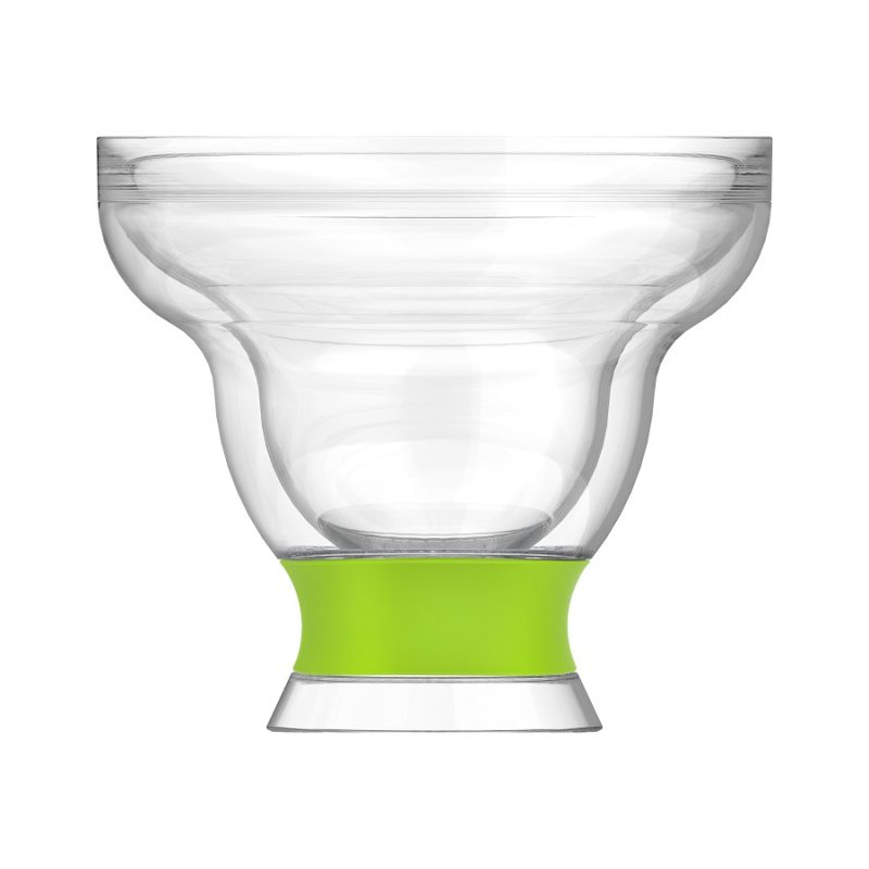Margarita FREEZE Cooling Cups with Green Grip