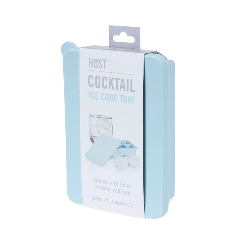 Ice Cube Tray with Lid Packaging
