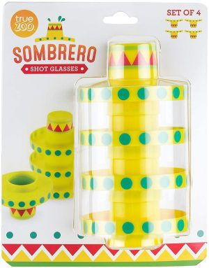 Liven up your party with these fun sombrero shot glasses. They are the perfect way to enhance your party theme as well. Jello Shot Recipes | Jello Shots | Tequila Shots | Vodka Shots | Party Supplies | Fiesta Themed Parties | Party Planning Tips | Mexican Shot Glasses | Fun Party Ideas #shots #partyplanning