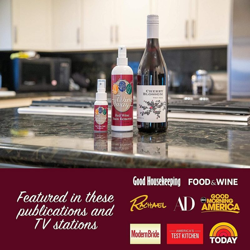 As Seen on TV Wine Away Stain Remover