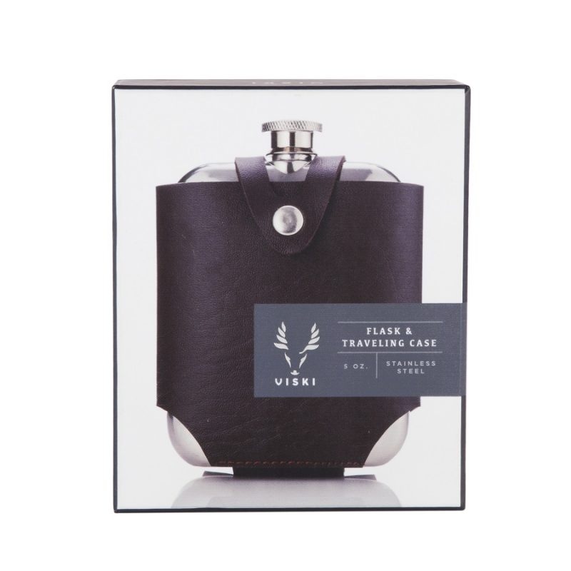 Stainless Steel Flask Packaging