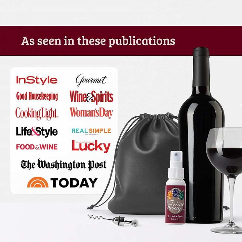 Wine Away Stain Remover as Seen in