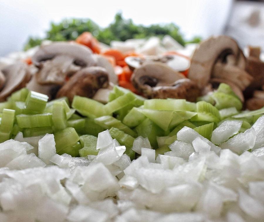 Whole30 Instant Pot Beef Stew Recipe Ingredients Prepared
