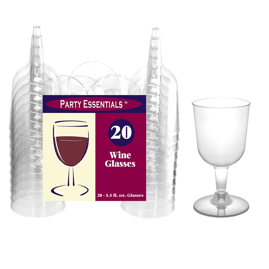 Bring your party to life with these elegant clear wine glasses that are perfect for wine tastings and serving wine to multiple guests. Wine Glasses for Parties| Wine Tasting Tips | Party Supplies | Party Hosting Tips | Dinner Party Ideas | Wine Drinking Tips #winedown #partyplanning via @thebestoflife