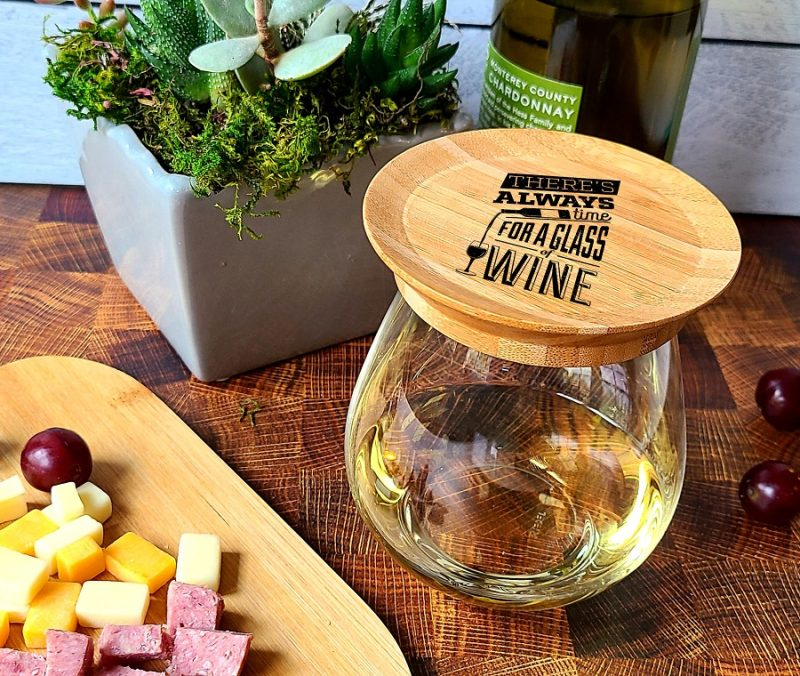 Save Wine Drink Water Wine Quotes Wine Glass Toppers