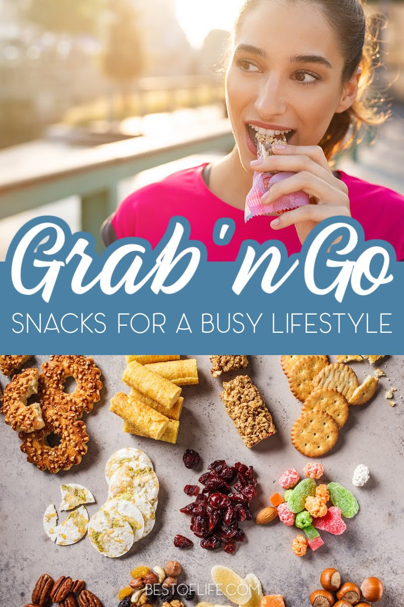 Having quick snacks that you can grab and go with on hand will help curb your hunger and live a healthy lifestyle. Healthy Snacks   Snacks for Weight Loss   Snacks for Travel   Travel Tips   Road Trip Snack Ideas   Easy Snacks for Kids   Healthy Snacks for Kids   On The Go Snacks #healthysnacks #weightloss via @thebestoflife