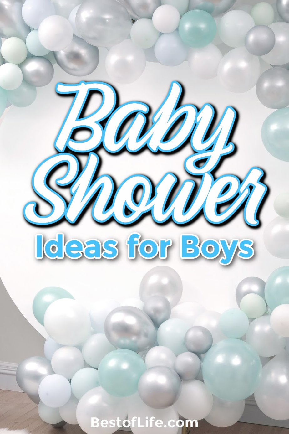 Baby shower ideas for boys will help you throw the ultimate baby shower and may even end up with you being tasked with throwing more than just one baby shower. Games for Baby Showers | Baby Shower Decor Ideas | Food For Baby Showers | Baby Shower Recipes | DIY Baby Shower Decor | Fun Games for Baby Showers #babyshower #babyshowerideas via @thebestoflife