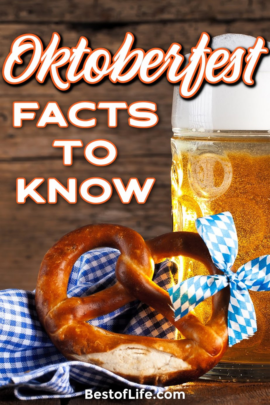You can make the most of your Oktoberfest celebrations if you know all of the fun facts behind this favorite fall tradition. What is Oktoberfest   Oktoberfest Recipes   Beer Holidays   Oktoberfest Ideas   When is Oktoberfest   Oktoberfest History   Facts About Oktoberfest #oktoberfest #beerlover via @thebestoflife