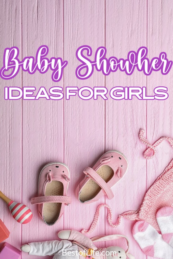 Baby shower ideas for girls will help you throw a memorable shower for mom to look back on for years to come! Best Baby Shower Ideas   Easy Baby Shower Ideas   Baby Shower Ideas for Girls   Best Baby Shower Ideas for Girls   Baby Shower Food   Gifts for Baby Showers   Games for Baby Showers #babyshower #partyideas via @thebestoflife