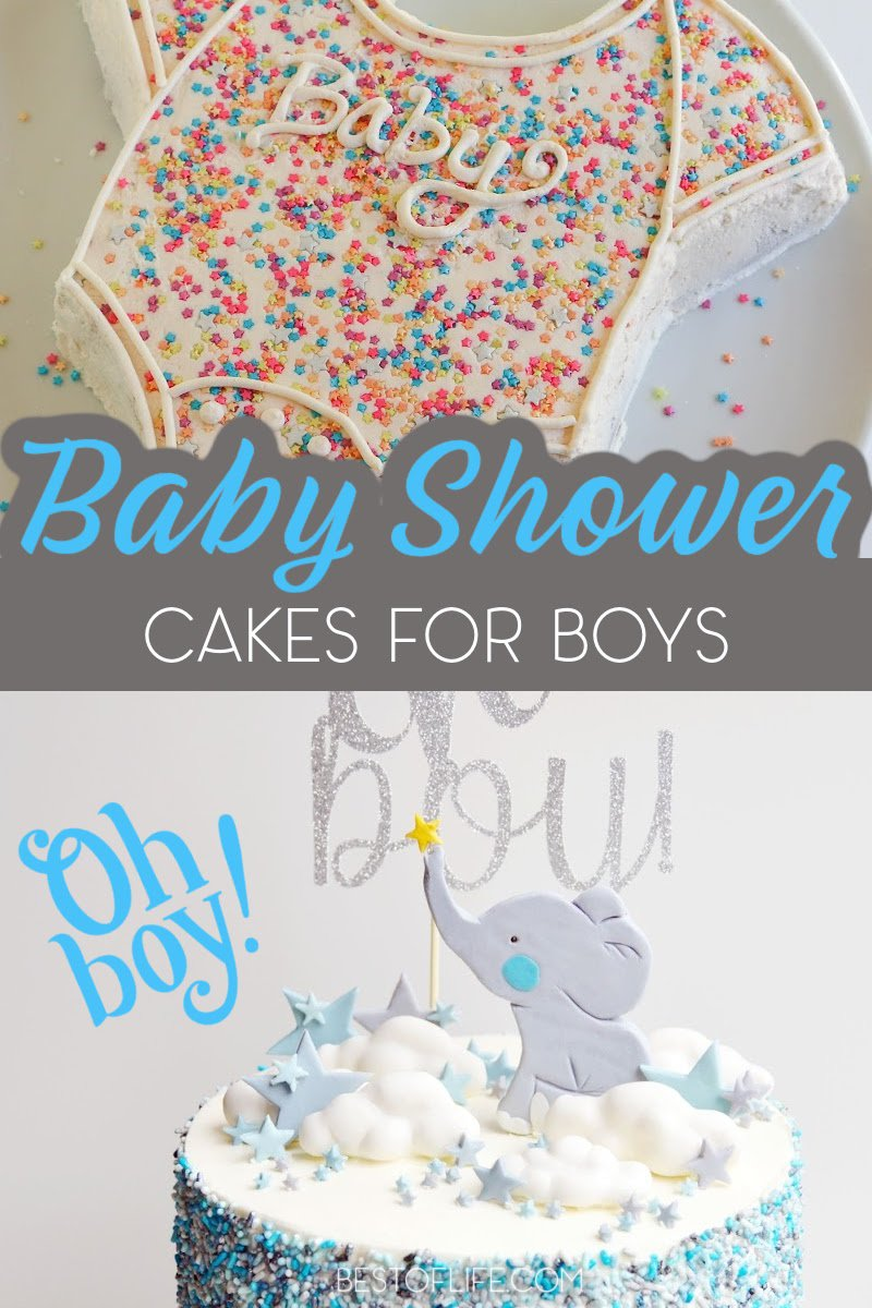 Throw the best baby shower for boys by using the best baby shower cakes for boys to add a sweet centerpiece to your celebration. Baby Shower Cake Ideas | Boy Baby Shower Cake Ideas | Baby Shower for Boys Ideas | Cake Design Ideas | Baby Shower Cake Designs | It's a Boy | Cakes for Baby Showers | Blue Cakes for Expecting Mothers | Baby Shower Hosting Tips #babyshower #DIYcakes via @thebestoflife