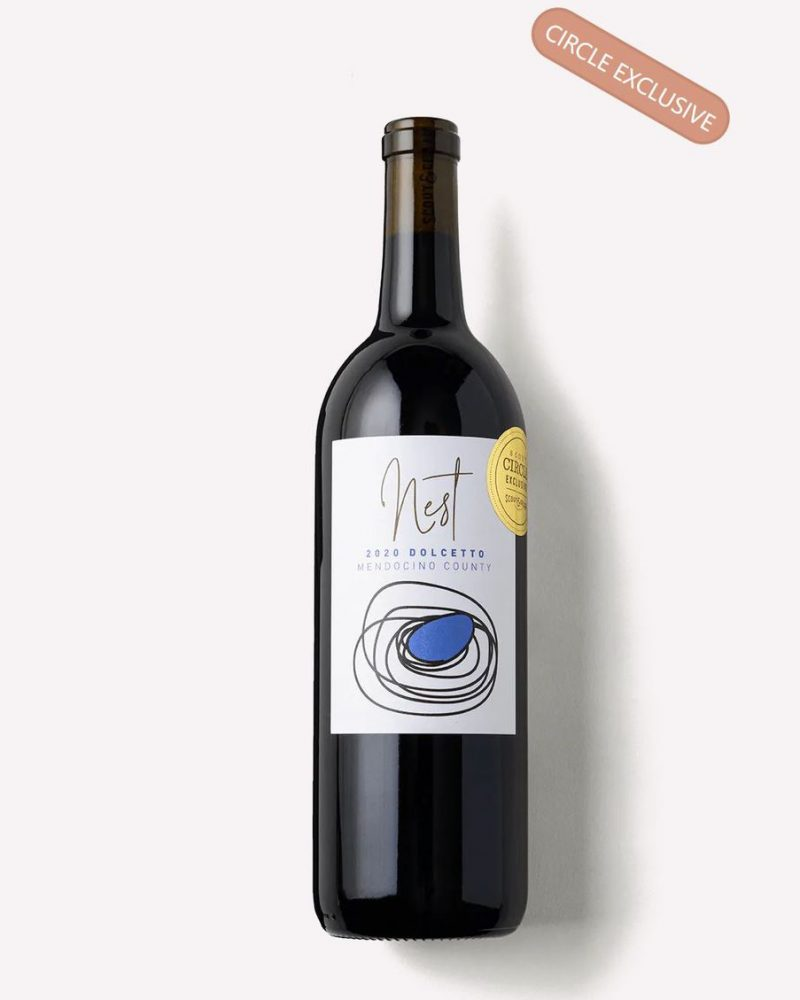 Nest Dolcetto Red Wine Scout and Cellar